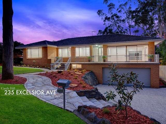 235 Excelsior Avenue, Castle Hill, NSW 2154