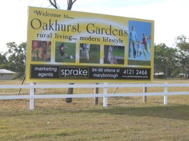 Lot 290 Woocoo Drive, Oakhurst, Qld 4650