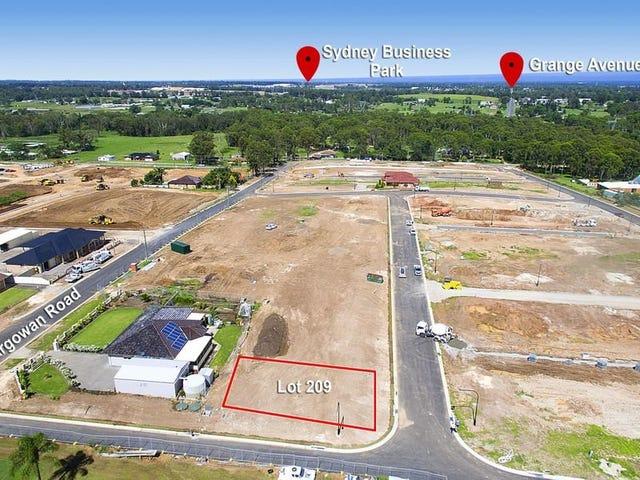 Lot 209 Oaklands Estate, Schofields, NSW 2762