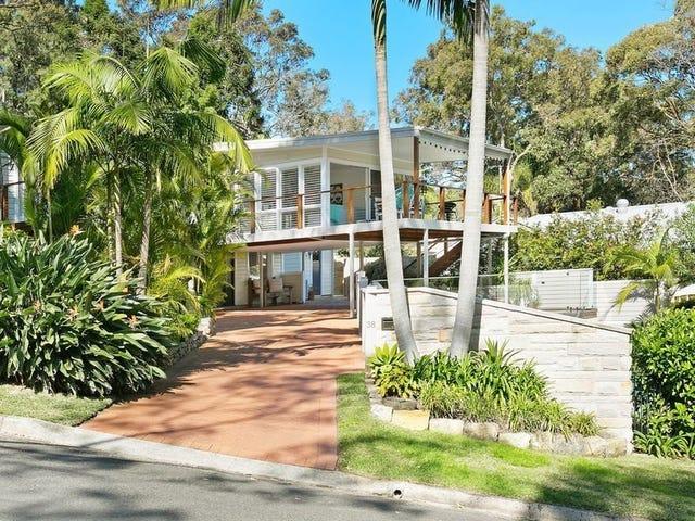 38 Dolphin Crescent, Avalon Beach, NSW 2107