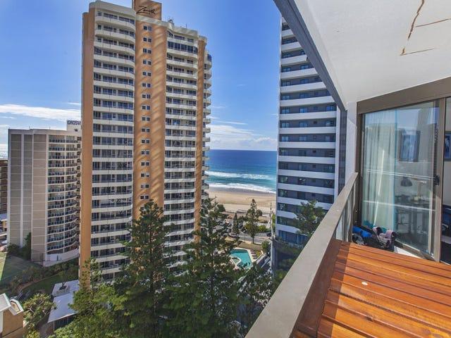 1404/3 Orchid Avenue, Surfers Paradise, Qld 4217