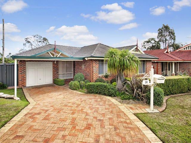 14 Jacobs Close, Menai, NSW 2234