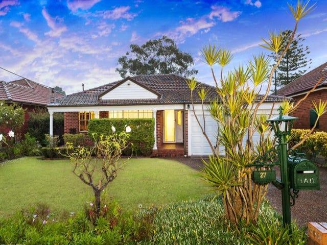 27 Boden Avenue, Strathfield, NSW 2135
