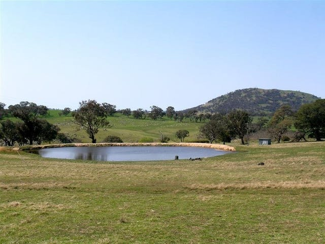 Graces Flat Road, Bowning, NSW 2582