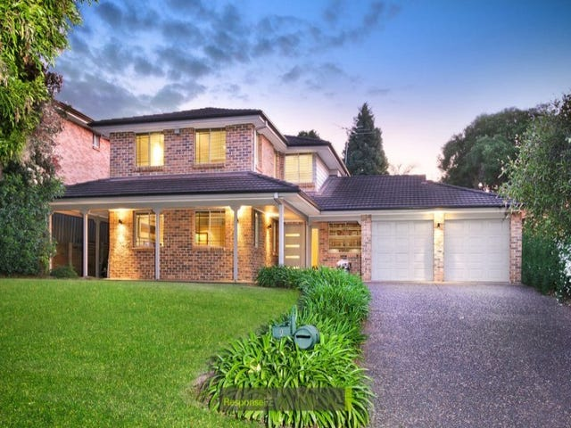3 Priscilla Place, Baulkham Hills, NSW 2153