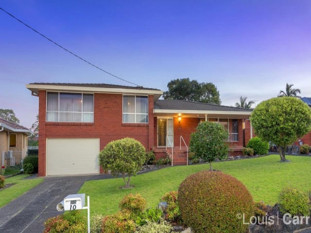 10 Mulheron Ave, Baulkham Hills, NSW 2153