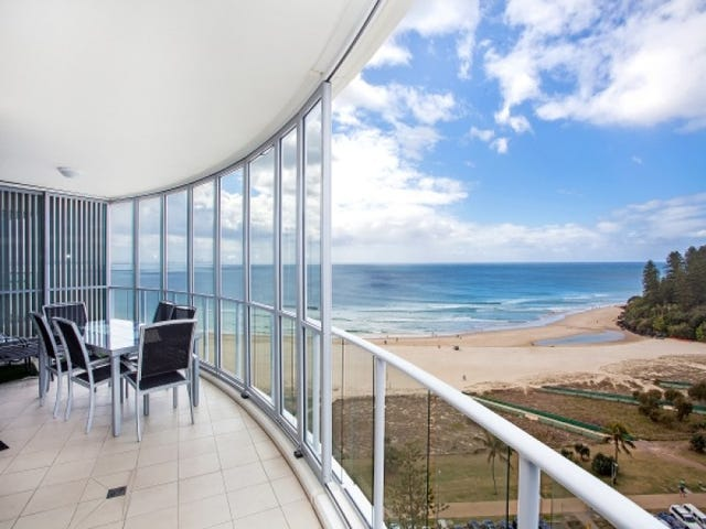1307/110 Marine Parade 'Reflections Tower Two', Coolangatta, Qld 4225