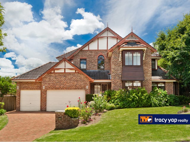 12 Balintore Drive, Castle Hill, NSW 2154