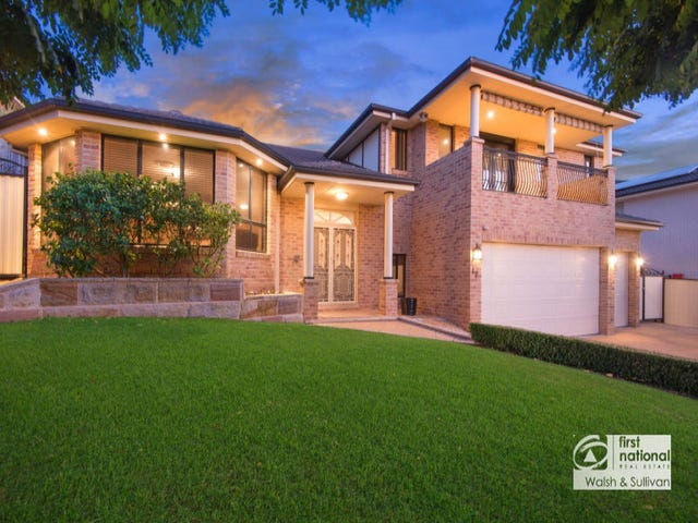 17 Horizons Place, Kellyville, NSW 2155