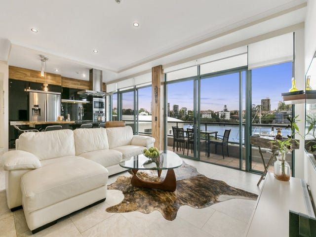 32/10 Goodwin Street, Kangaroo Point, Qld 4169