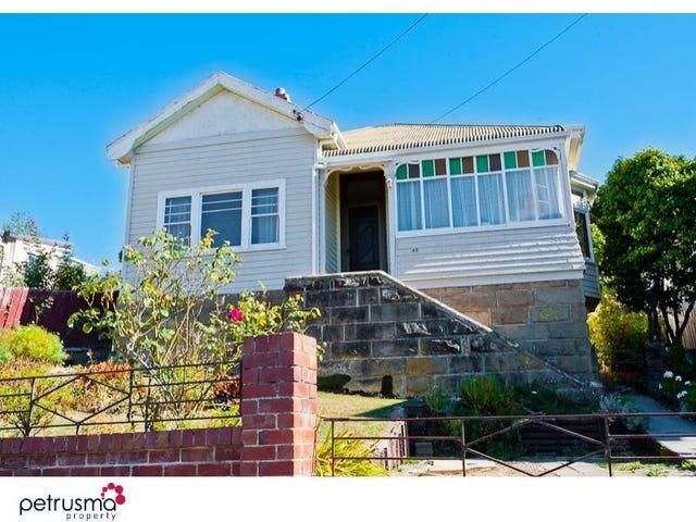 43 Lower Jordan Hill Road, West Hobart, Tas 7000