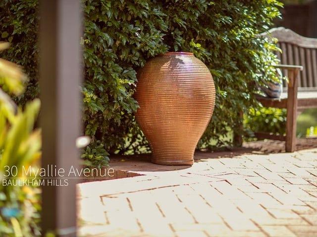 30 Myallie Avenue, Baulkham Hills, NSW 2153
