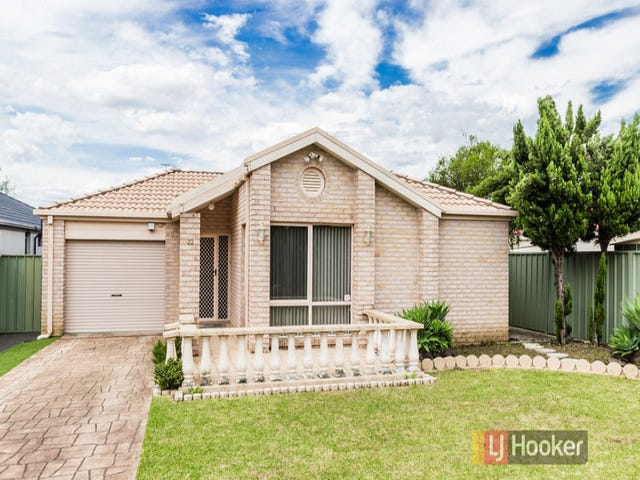 22 Pimelea Place, Rooty Hill, NSW 2766