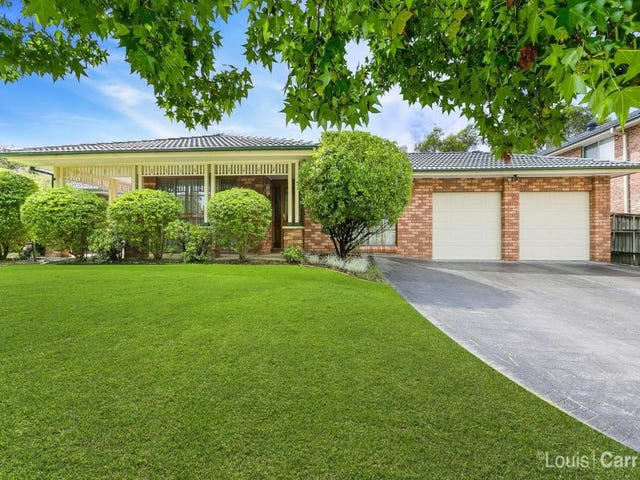 3 Courtyard Place, Castle Hill, NSW 2154