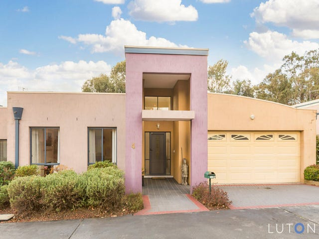 4/113 Mortimer Lewis Drive, Greenway, ACT 2900