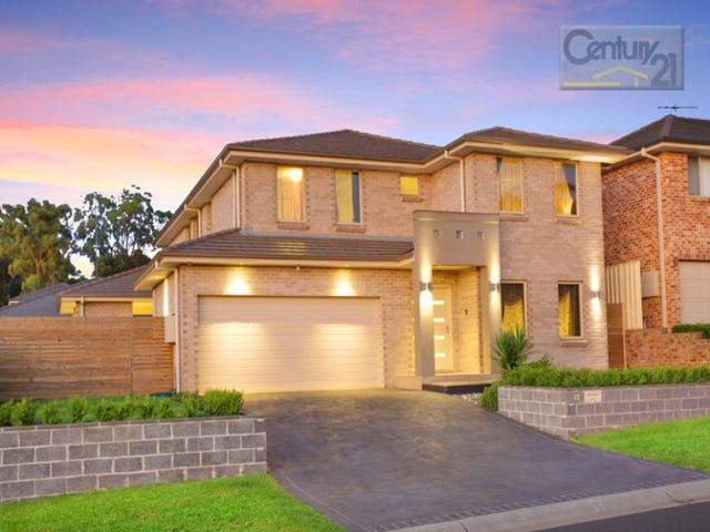13 Iezza Place, Kellyville Ridge, NSW 2155