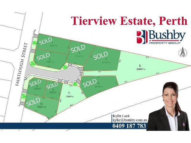 Lot 7, Tierview Estate, Perth, Tas 7300