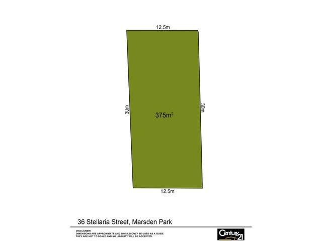 36 Stellaria Street, Marsden Park, NSW 2765