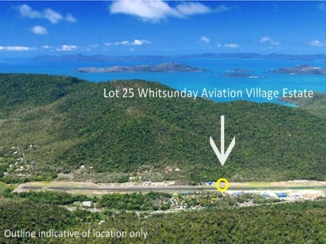 Lot 25, 12 Air Whitsunday Road, Flametree, Qld 4802