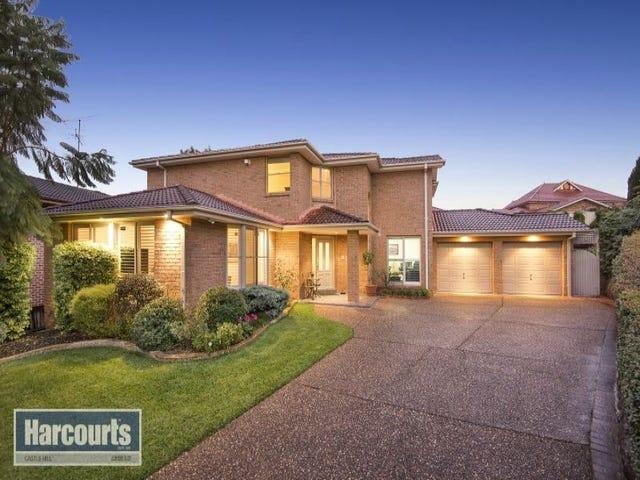 4 Cheryl Place, Castle Hill, NSW 2154