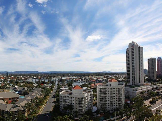 Apts 1301 & 609 'Sun City' 3400 Gold Coast Highway, Surfers Paradise, Qld 4217