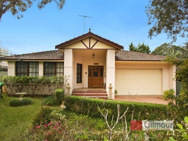 4 George Mobbs Drive, Castle Hill, NSW 2154