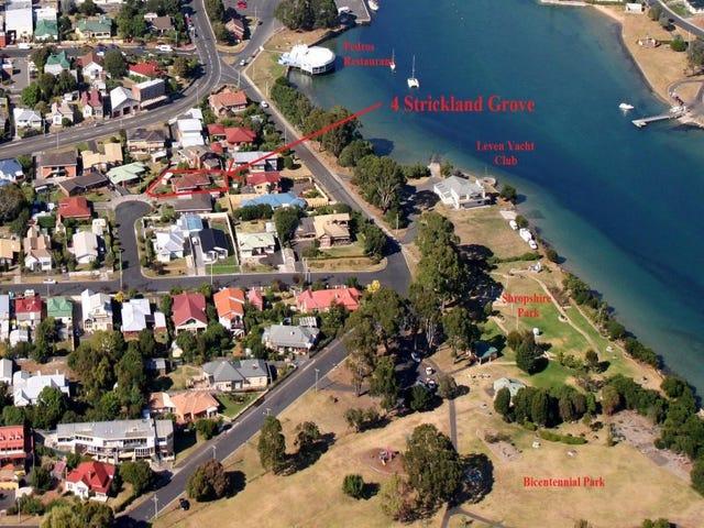 4 Strickland Grove, Ulverstone, Tas 7315
