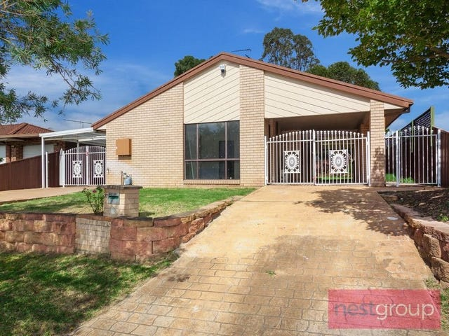 27 Alroy Crescent, Hassall Grove, NSW 2761