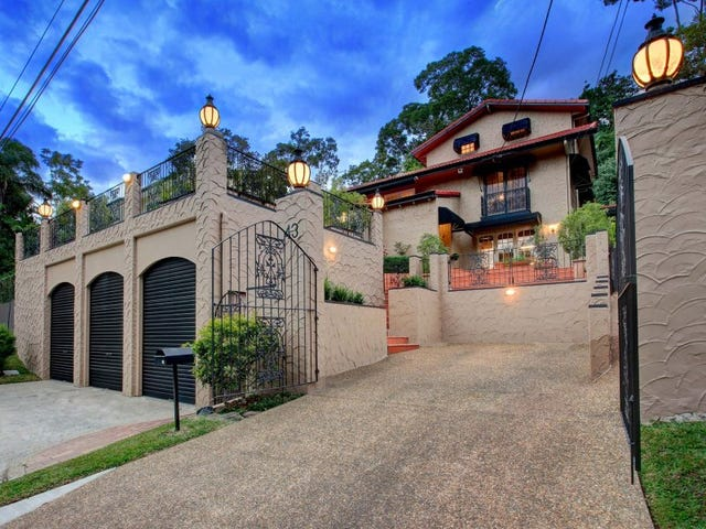 43 Hillside Terrace, St Lucia, Qld 4067
