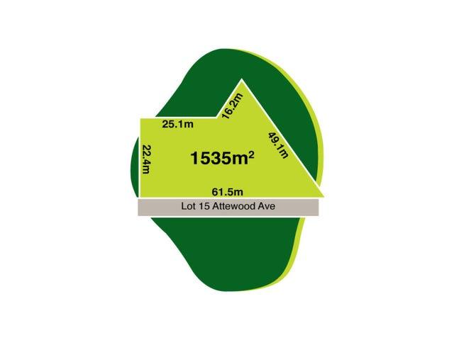 Lot 15 Attewood Av, Marsden, Qld 4132