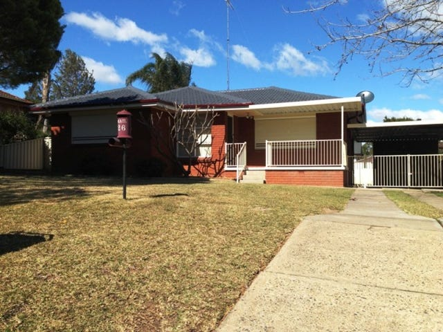 26 Miller Street, South Penrith, NSW 2750
