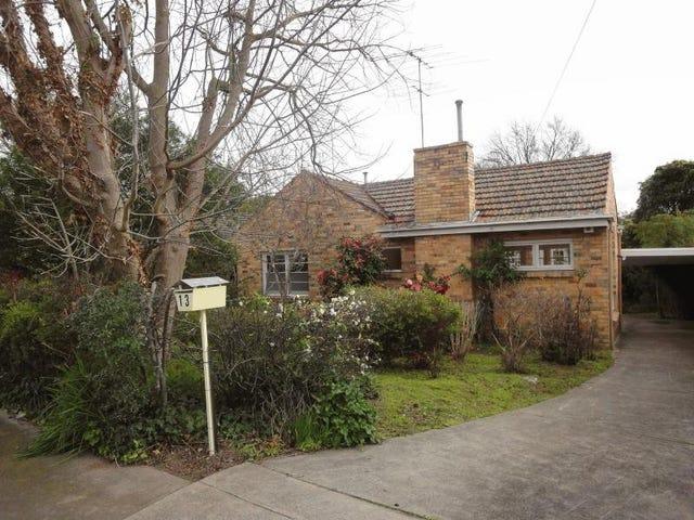 13 Libra Street, Balwyn North, Vic 3104