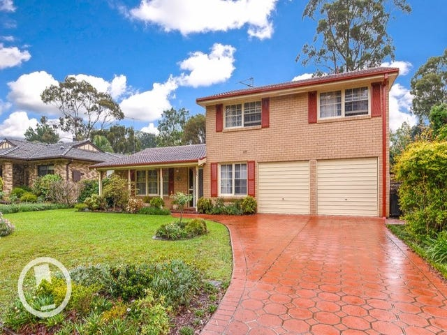 25 Cropley  Drive, Baulkham Hills, NSW 2153