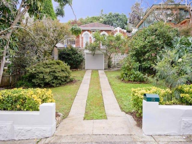 10 Sirius Cove Road, Mosman, NSW 2088