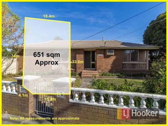 1 Pisa Court, Doveton, Vic 3177