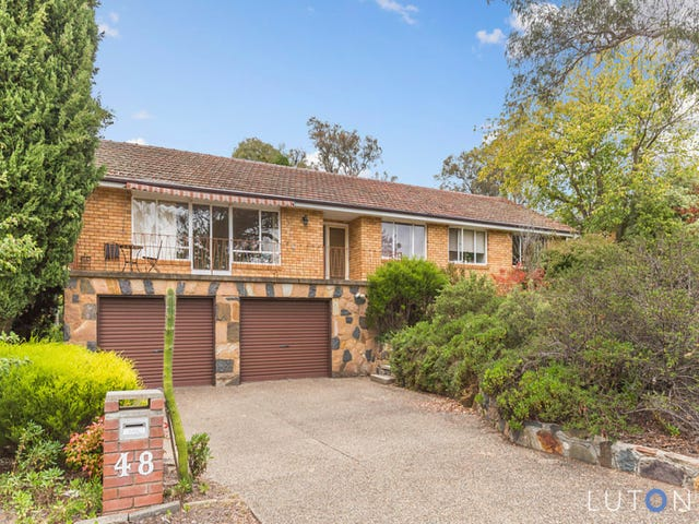 48 Holmes Crescent, Campbell, ACT 2612