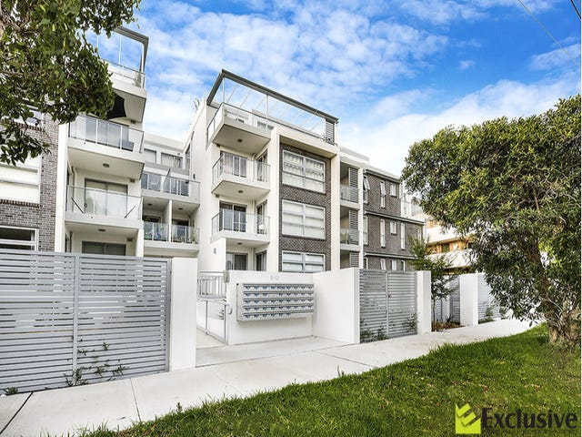 107/6-12 Courallie Avenue, Homebush West, NSW 2140