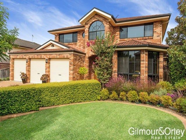 10 Frasca Place, Kellyville, NSW 2155