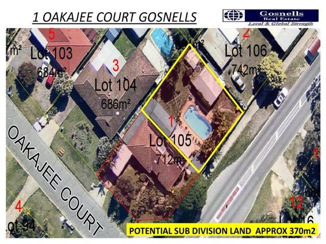 1 OAKAJEE COURT, Gosnells, WA 6110