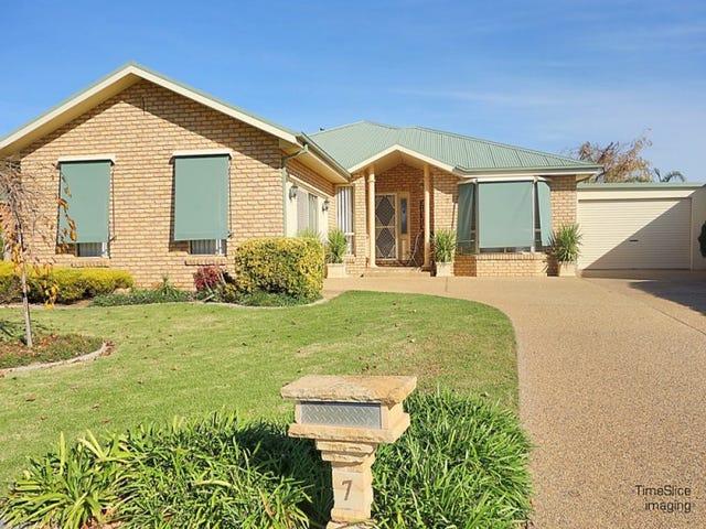 7 Gidgee Place, Glenfield Park, NSW 2650
