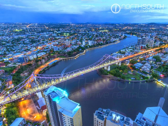 6404/501 Adelaide Street, Brisbane City, Qld 4000