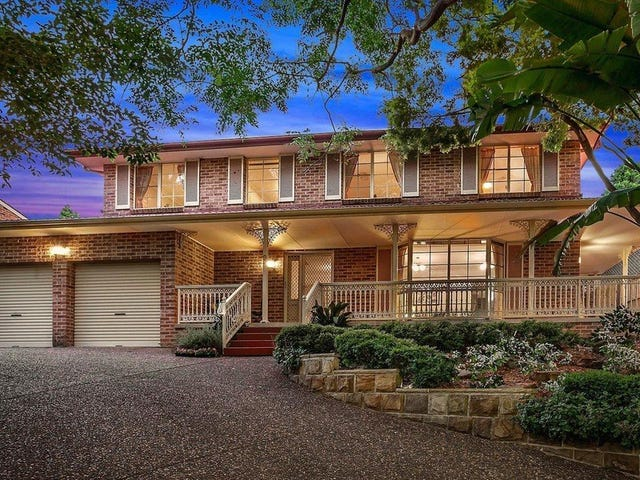 9 Dinmore Place, Castle Hill, NSW 2154