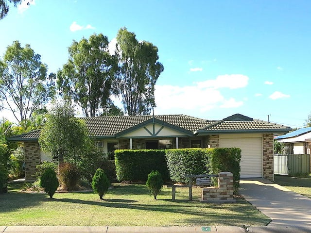 7 Taaffe Close, Gracemere, Qld 4702