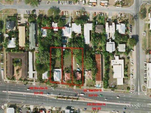 342,344 and 346 Sheridan Street, Cairns North, Qld 4870