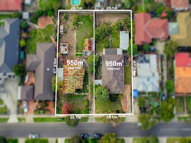 74 & 76 Green Street, Ivanhoe, Vic 3079