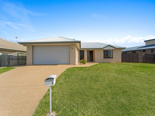 3 Koolamarra Drive, Gracemere, Qld 4702