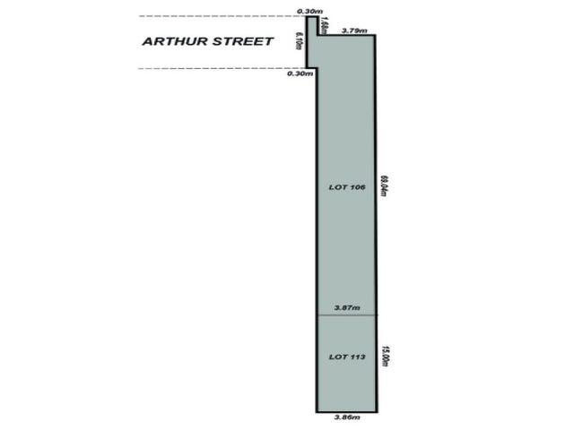 Lot 106 & 113, Arthur Street, North Adelaide, SA 5006