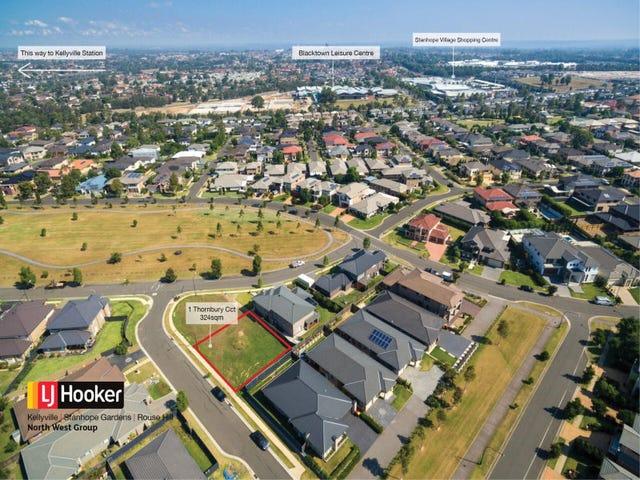 1 Thornbury Circuit, Stanhope Gardens, NSW 2768