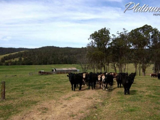 347 Nerrigundah Mountain Road-Stockyard Farm, Bodalla, NSW 2545