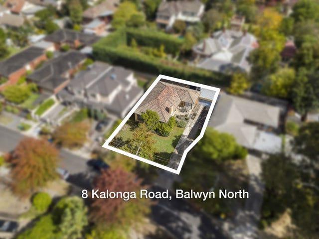 8 Kalonga Road, Balwyn North, Vic 3104